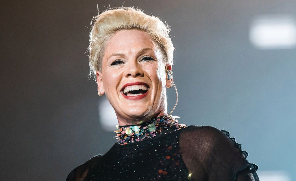 Singer P!nk Tests Positive for Coronavirus and Donates $1 Million to Relief Funds
