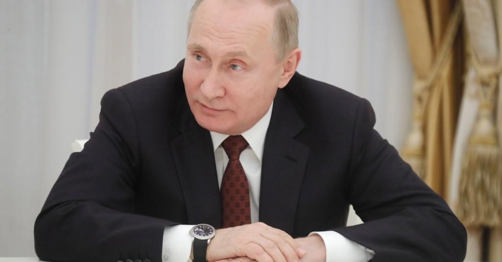 Putin Won. But Russia Is Losing