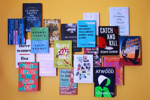 The 100 Must-Read Books of 2019
