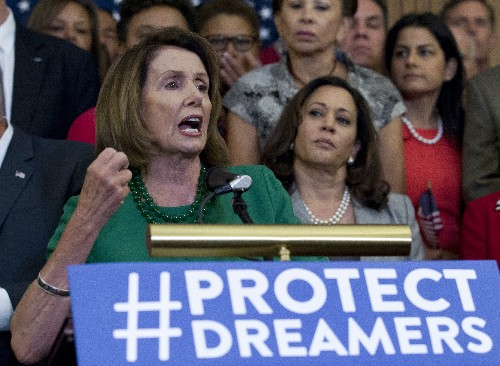 'You Created the Crisis.' The Fight With President Trump Over Dreamers Heats Up