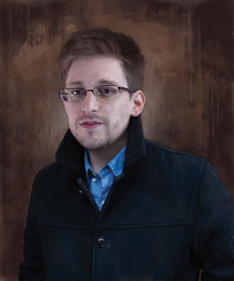 Person of the Year Runner-Up: Edward Snowden
