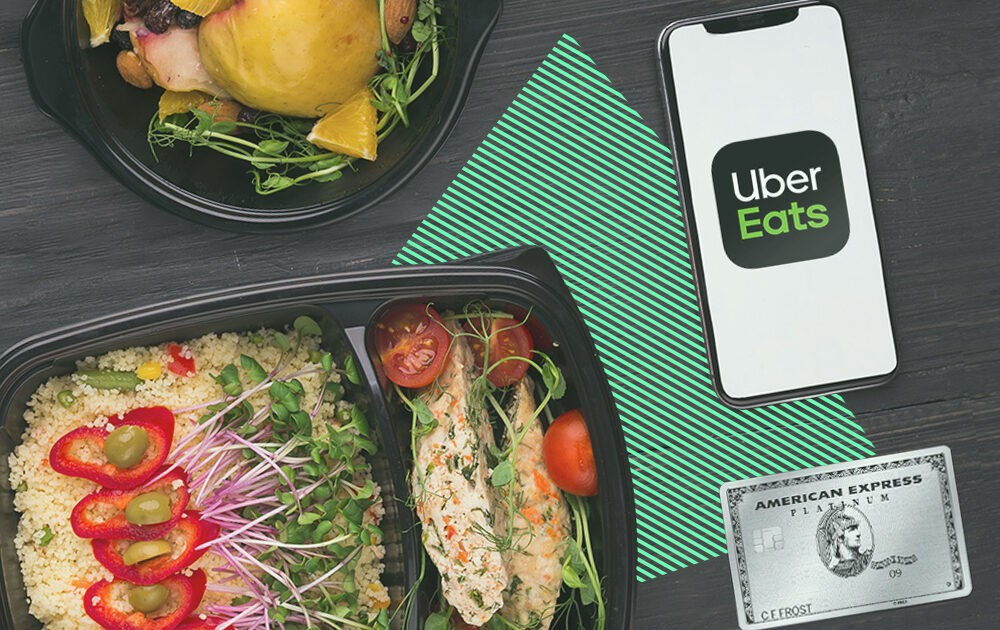 These New Amex Perks Can Save You $120 a Year on Uber Eats