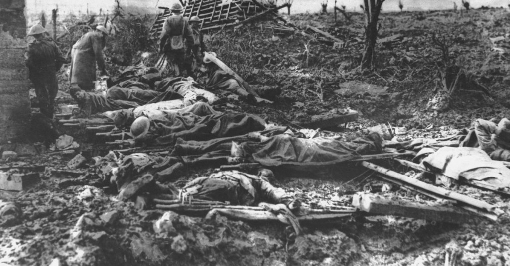 Why Passchendaele Was One of the Ugliest Battles of World War I