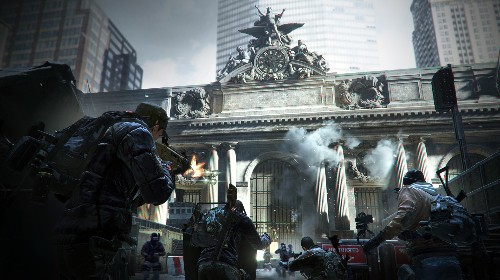 8 Things We Just Learned from Playing The Division