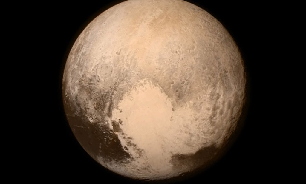 The Pluto Encounter Means More Than You Think
