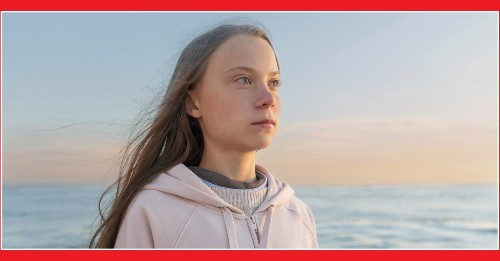 Greta Thunberg: TIME Person of the Year 2019 - cover