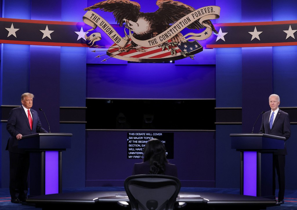 Final presidential debate of 2020