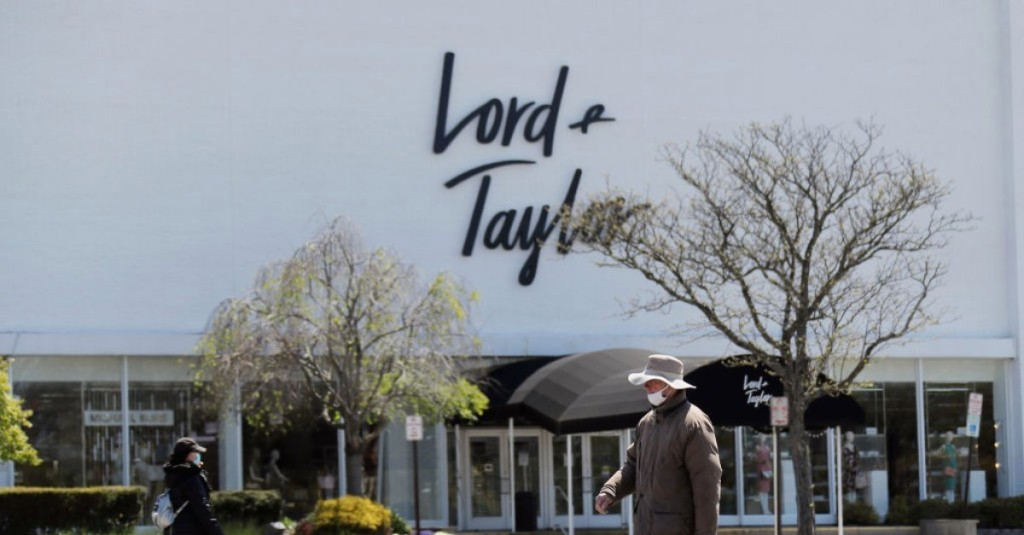 Lord & Taylor, America's Oldest Department Store, Files for Bankruptcy