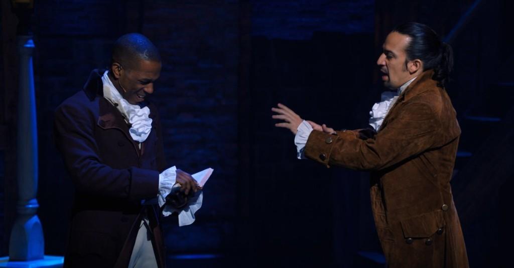 The 'Hamilton' Movie Is a Mesmerizing, Exuberant Delight