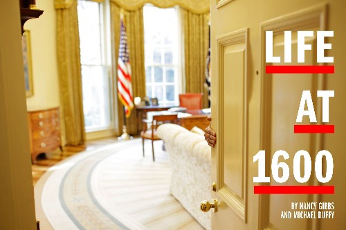 Life At 1600: The White House Survival Guide