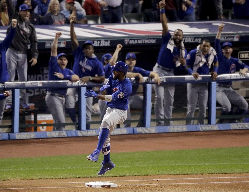 How the Chicago Cubs Made World Series History