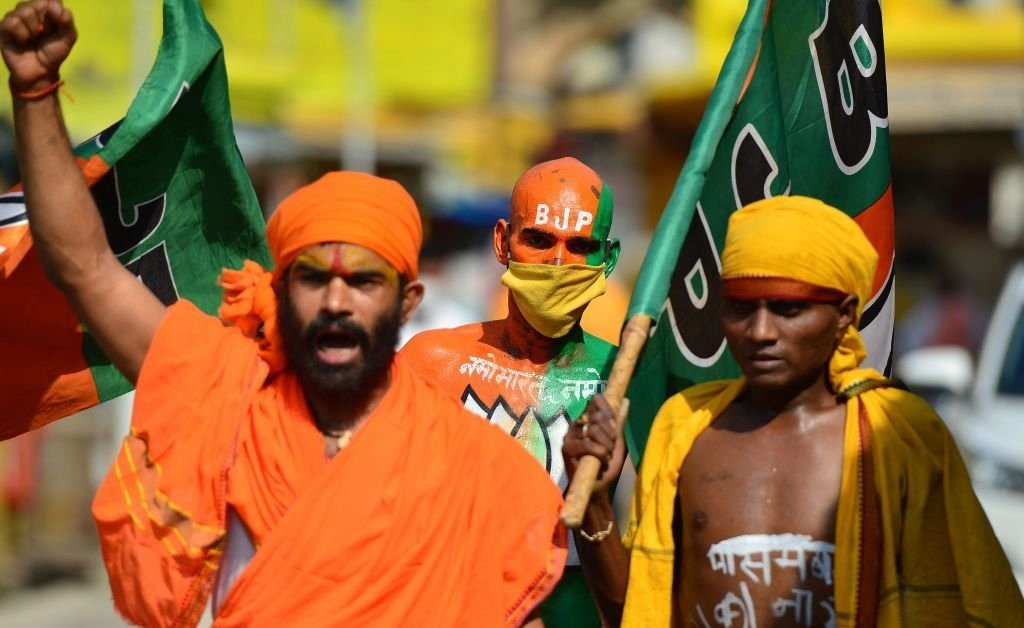 Laws Against 'Love Jihad' Are Yet Another Serious Attack on India's Once Secular Democracy