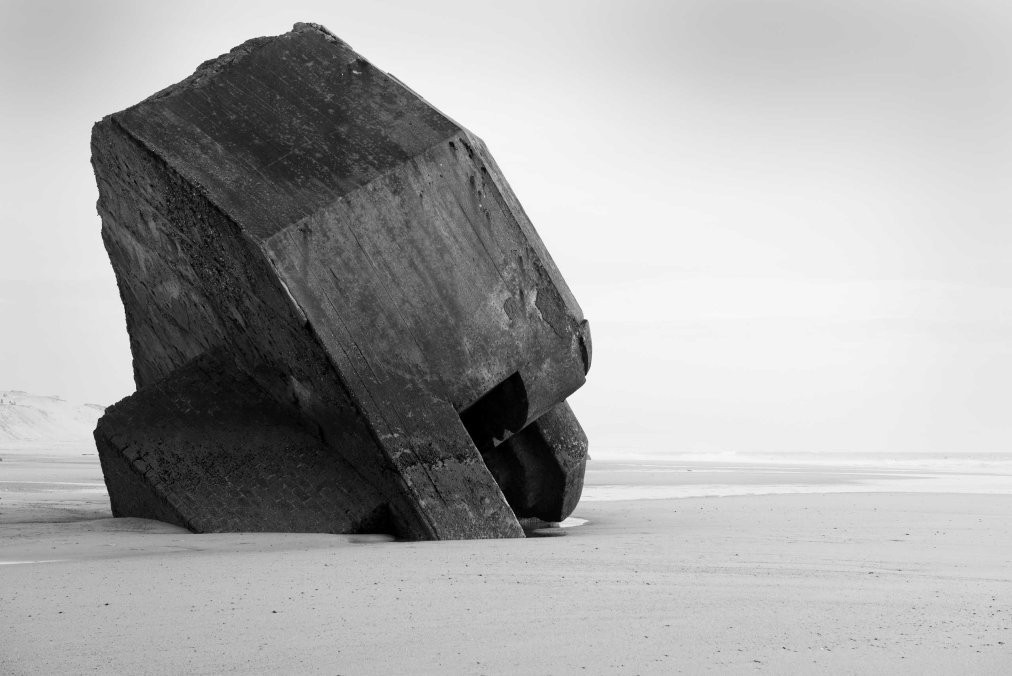 The Ghostly Remains of Nazi Germany's Atlantic Wall