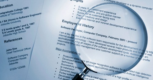 This Is the Absolute Worst Resume Blunder You Can Make