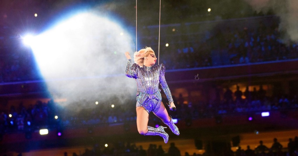 Here Are the Most Hilarious Memes of Lady Gaga's Epic Super Bowl Halftime Performance
