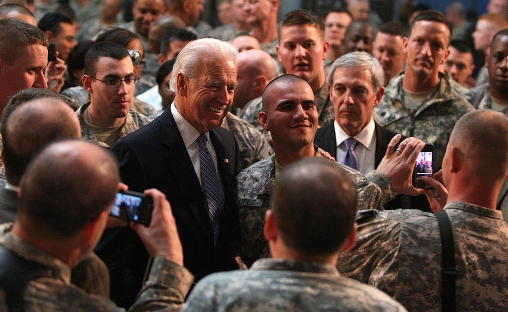 Biden Wants to Keep Special Ops in the Mideast. That Doesn't Mean More 'Forever Wars,' His Adviser Says