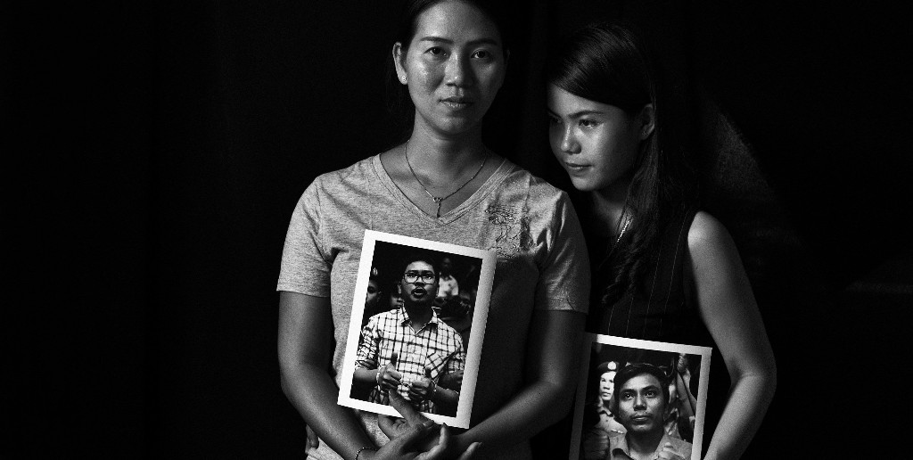'Please Have Mercy.' The Wives of Reuters Journalists Jailed in Myanmar Speak Out