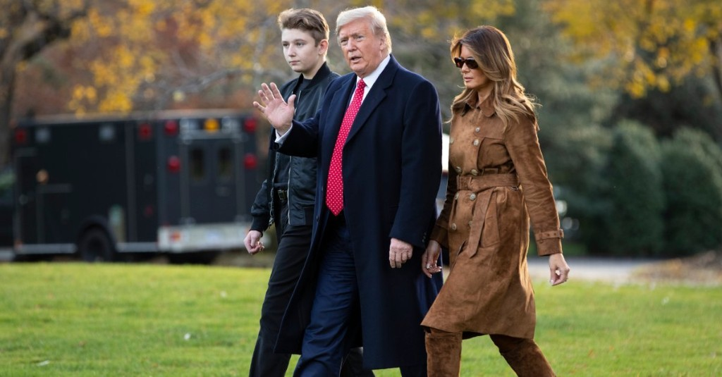 Barron Trump's Private School to Stay Closed Through October Due to COVID-19