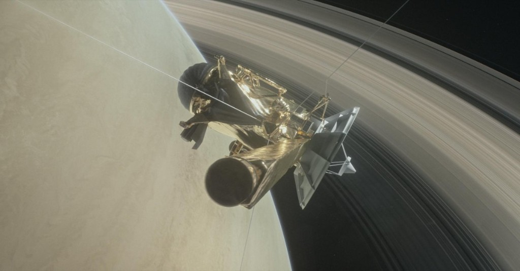 Watch Live: NASA's Cassini Spacecraft Self-Destructs in 'Grand Finale' on Saturn
