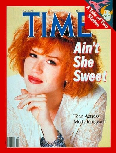 Molly Ringwald Talks About the Most Embarrassing Part of Filming The Breakfast Club
