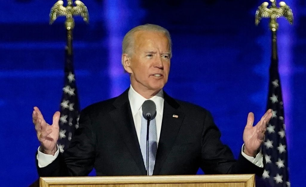 I Gave Donald Trump a Chance After He Was Elected. The President's Supporters Should Do the Same for Joe Biden Now