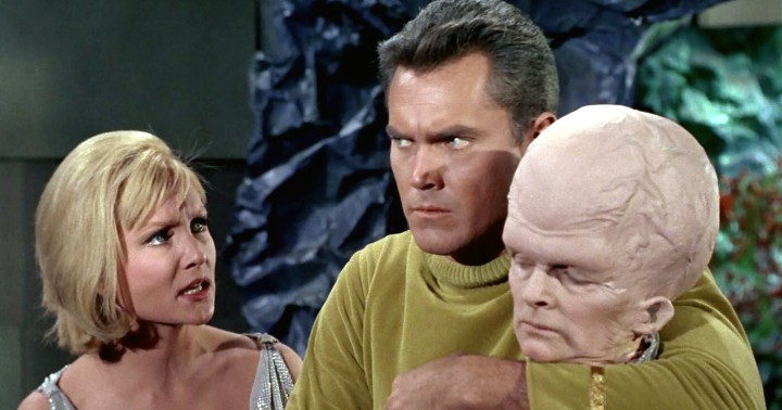 See the Trippy Look of the Long-Buried Original 'Star Trek' Pilot
