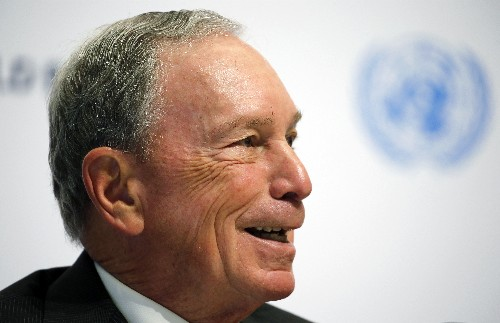 Thanks, Mr President! Bloomberg Says Trump Pulling Out of Paris Agreement Has Been a 'Rallying Cry' for Green Lobby