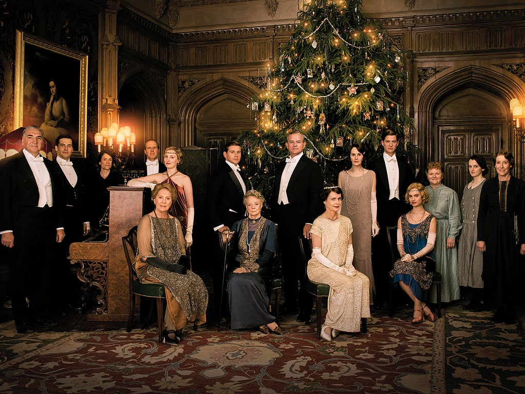 Downton Abbey  - Magazine cover