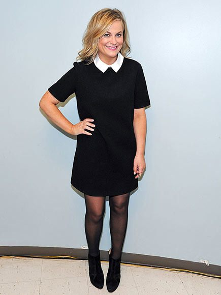 Amy Poehler on Dating in Her 40s: 'You Have More of a Sense of Who You Are'