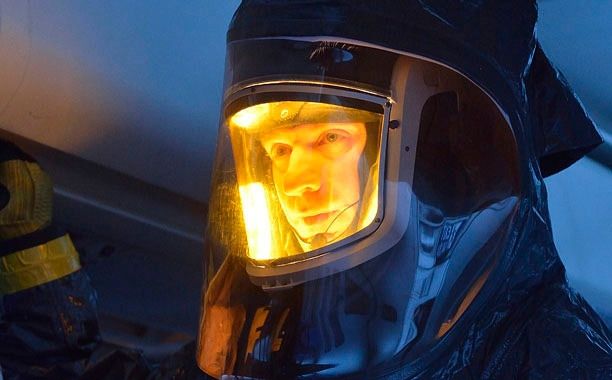 Doc Jensen on 'The Strain' -- and when real life interrupts TV