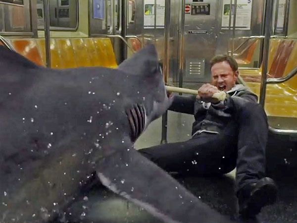 The Best Twitter Reactions to Sharknado 2: The Second One