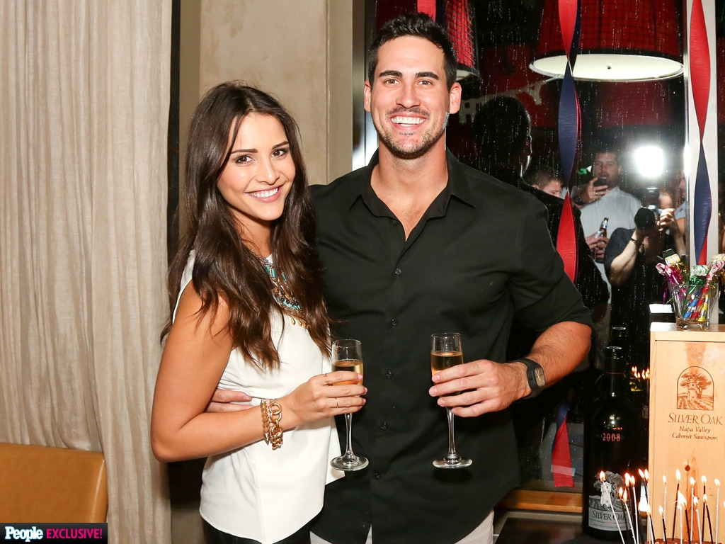 Inside Andi Dorfman's Surprise Birthday Bash for Josh Murray: Get the Scoop!