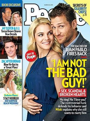 Gossip - Magazine cover