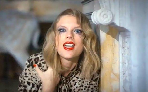 Taylor Swift is in on the joke in her 'Blank Space' video