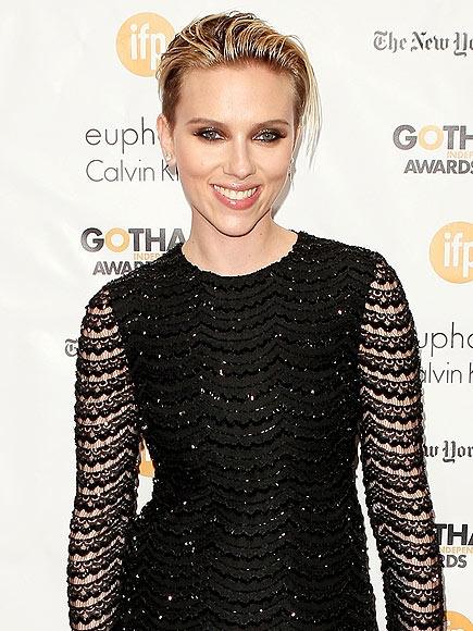 Scarlett Johansson Calls Motherhood 'Exhausting in the Most Wonderful Way'