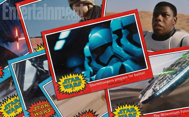 'Star Wars: The Force Awakens' character names revealed (in coolest way possible) -- exclusive