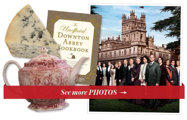 Downton Abbey - Magazine cover