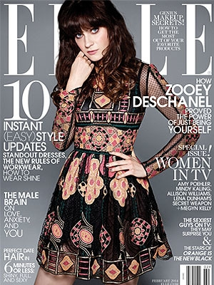 The Celebrities - Magazine cover