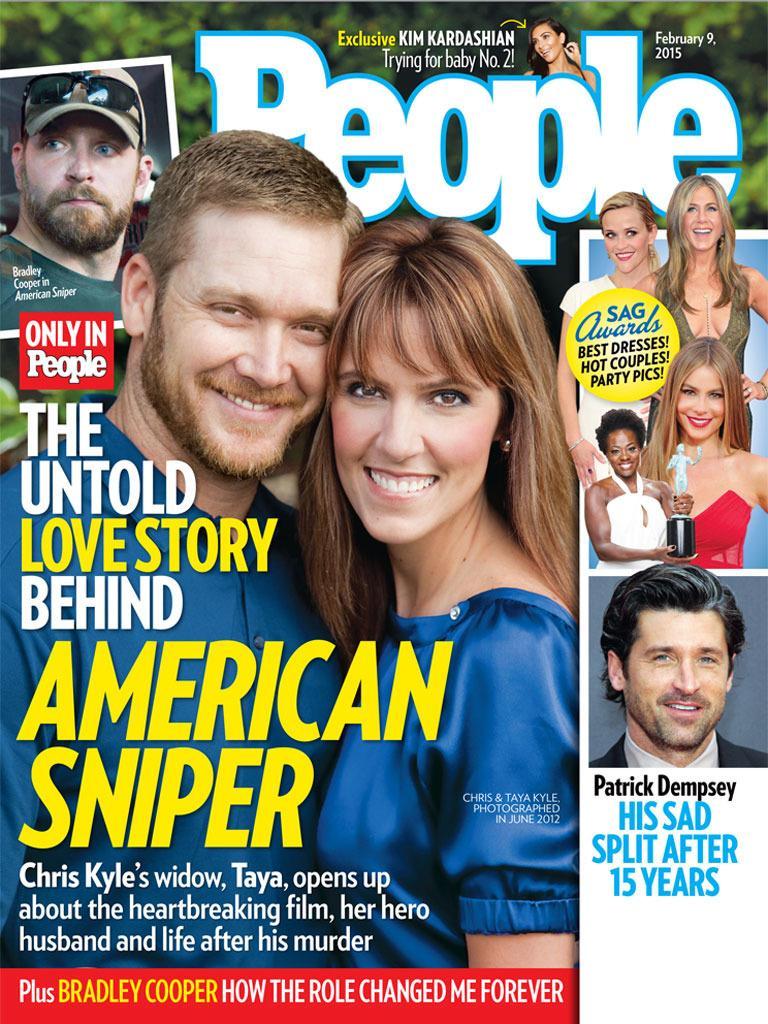 Def. read - Magazine cover