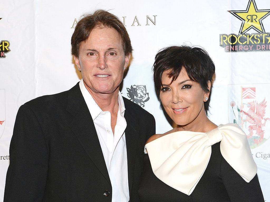 It's Over: Kris Jenner Files for Divorce from Bruce Jenner
