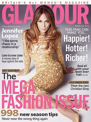 Later - Magazine cover