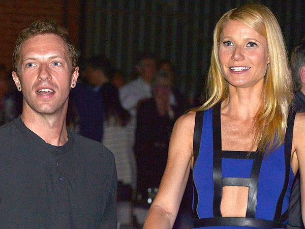 Chris Martin Says He and Gwyneth Paltrow Are 'Very Close'