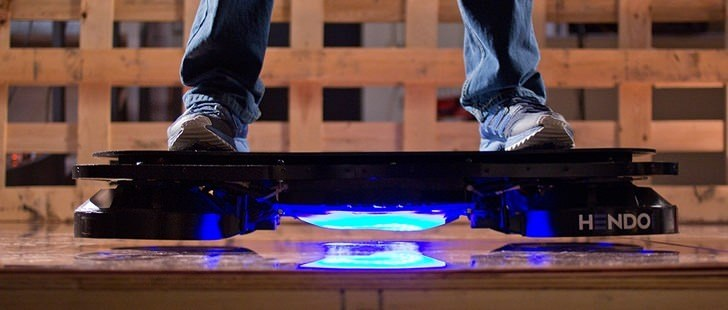 Hoverboards, SmartFrames, and other cool Kickstarter projects
