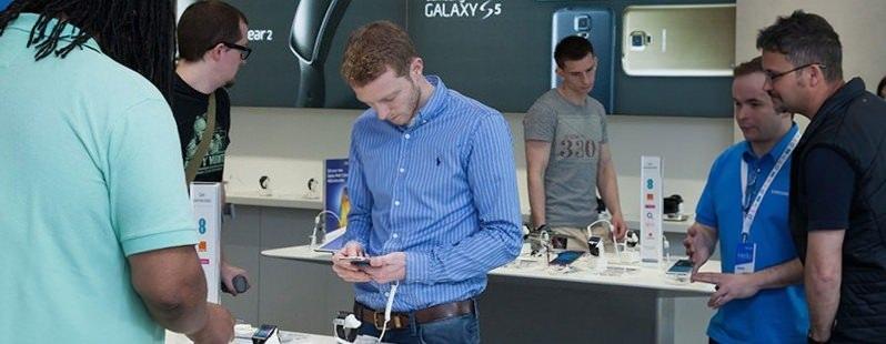 Samsung shuts its flagship London store at Westfield