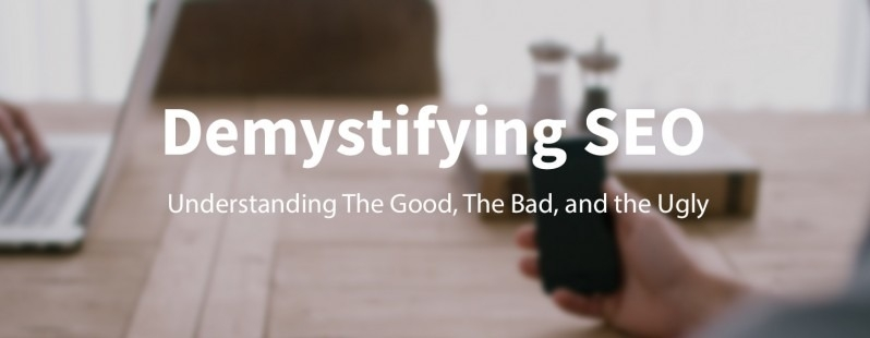 The Good, The Bad, and The Ugly of SEO
