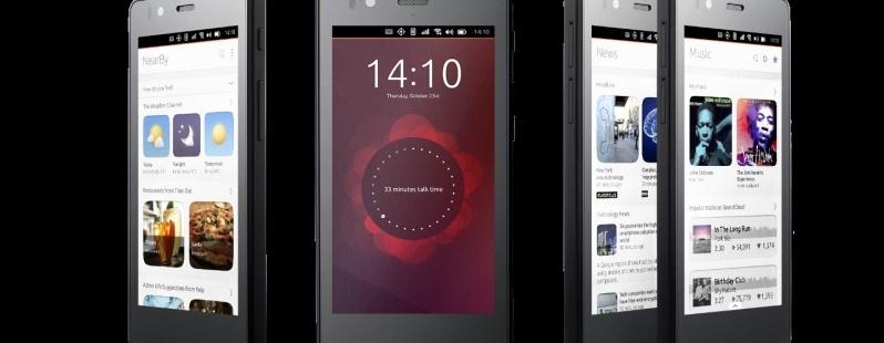 Ubuntu Cell Phone  - Magazine cover