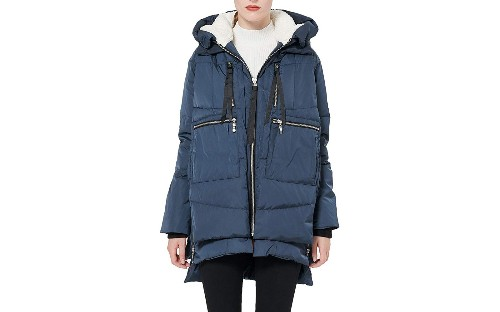 Thousands of Amazon shoppers are obsessed with this super warm and cozy winter jacket