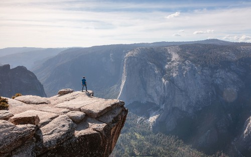 Use this complete list of all the U.S. National Parks to plan your next adventure