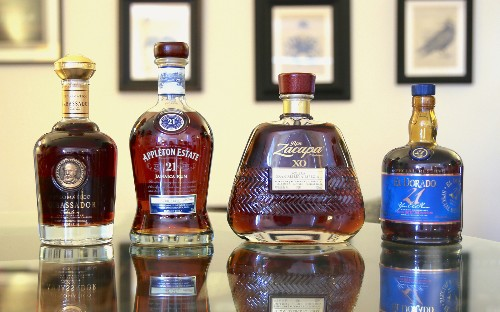 Taste-Testing the Best Aged Rums in the World
