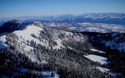 Colorado's first private ski resort just opened, and memberships are going for over $2 mil